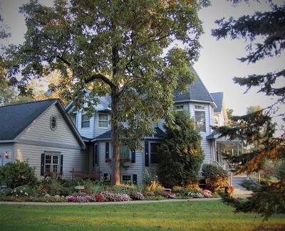 Harvard Single Family Home For Sale: 10009 Lilja Road