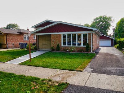 Oak Lawn Single Family Home New: 9932 Buell Court