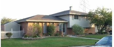 Lansing Single Family Home New: 3060 190th Place