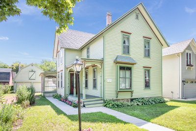 West Dundee Single Family Home For Sale: 407 Liberty Street