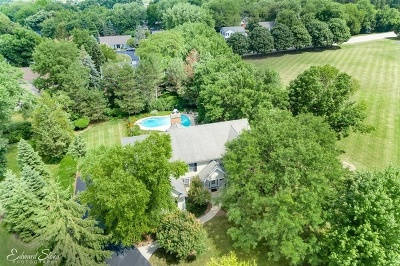 Barrington Single Family Home For Sale: 440 Tower Road