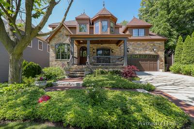 Naperville Single Family Home New: 435 Villa Avenue
