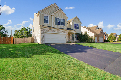Bolingbrook Single Family Home New: 1495 Breeze Way