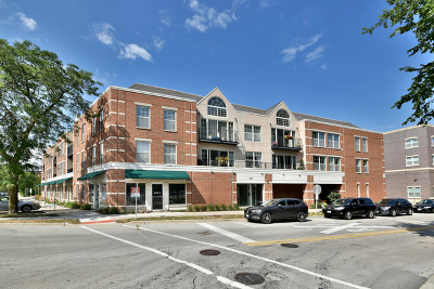 Glenview Condo/Townhouse New: 1800 Dewes Street #304