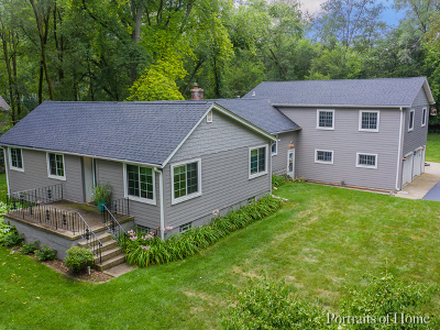 Warrenville Single Family Home New: 3s620 Mignin Drive