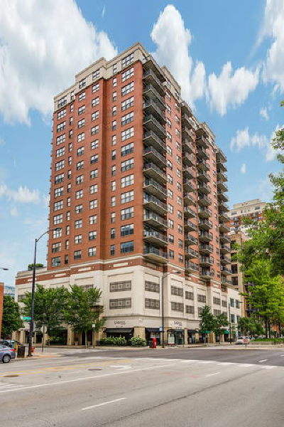 Condo/Townhouse New: 5 East 14th Place #1003
