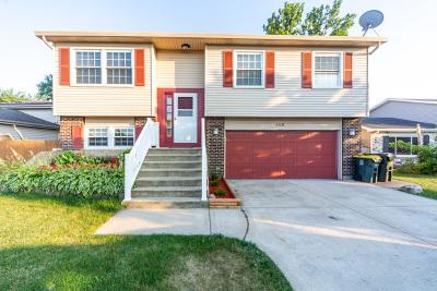 Carol Stream Single Family Home For Sale: 488 Blackhawk Drive