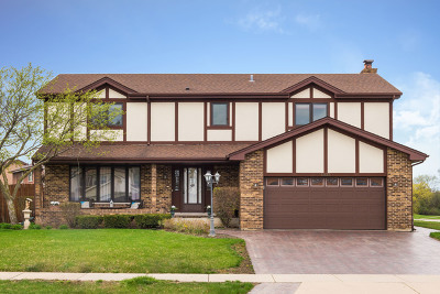 Addison Single Family Home New: 1431 West Autumn Trail