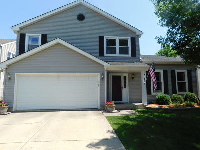 Buffalo Grove Single Family Home For Sale: 1209 Devonshire Road