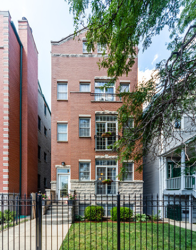 Condo/Townhouse New: 1950 West Diversey Parkway #2