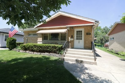 Riverside Single Family Home New: 194 West Burlington Street