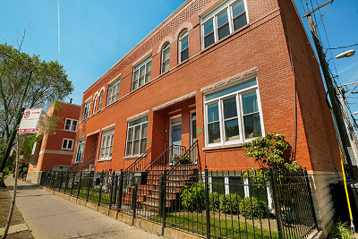 Condo/Townhouse New: 1312 North Damen Avenue