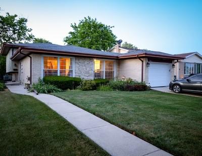 Morton Grove Single Family Home For Sale: 7912 Maple Street