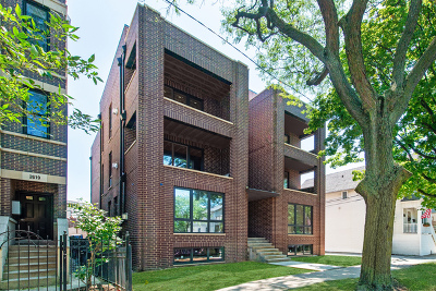 Condo/Townhouse For Sale: 2615 North Seminary Avenue #1N
