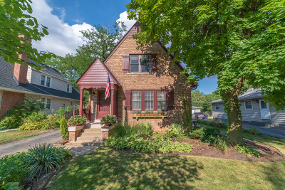 Downers Grove Single Family Home New: 5437 Brookbank Road