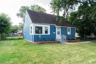 Northlake Single Family Home For Sale: 337 East Medill Avenue