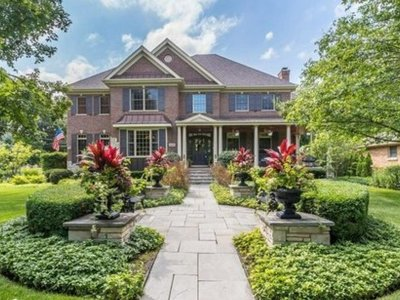 Western Springs Single Family Home New: 5040 Fair Elms Avenue