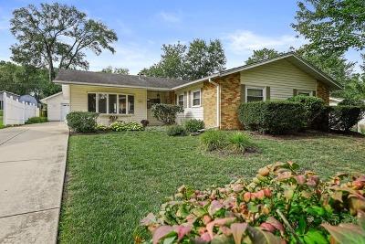 Hoffman Estates Single Family Home New: 665 Frederick Lane