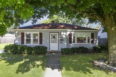 Morton Grove Single Family Home New: 8417 Austin Avenue