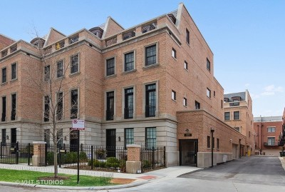 Chicago Condo/Townhouse New: 1834 South Calumet Avenue #3