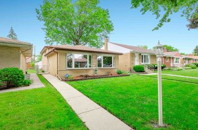 Skokie IL Single Family Home New: $364,900