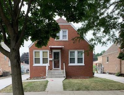 Chicago Single Family Home New: 5740 South Nottingham Avenue
