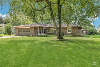 Sugar Grove Single Family Home For Sale: 115 Neil Road