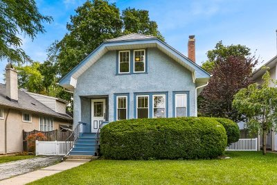 La Grange Single Family Home For Sale: 207 North Stone Avenue