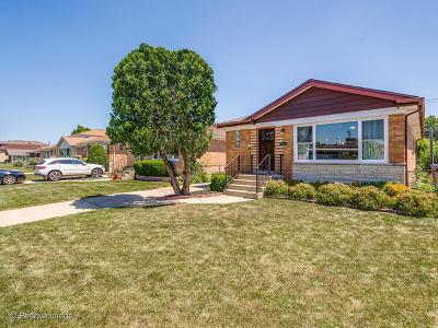 Single Family Home For Sale: 4241 North Sayre Avenue