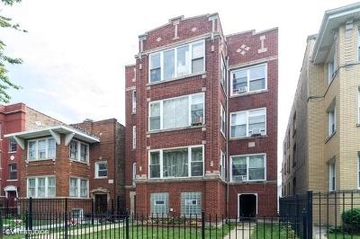 Multi Family Home For Sale: 4725 North Drake Avenue