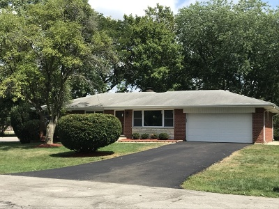 Schaumburg Single Family Home For Sale