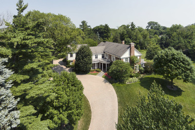 Winnetka Single Family Home New: 77 Fox Lane