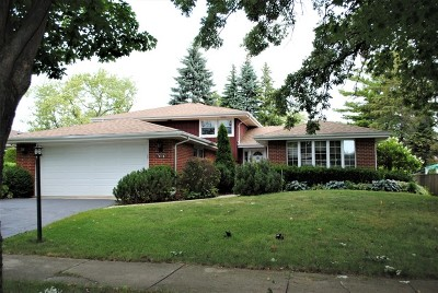 Palos Heights, Palos Hills Single Family Home New: 7636 West 105th Street