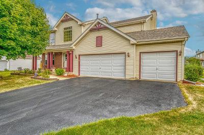 Oswego Single Family Home New: 631 Yoakum