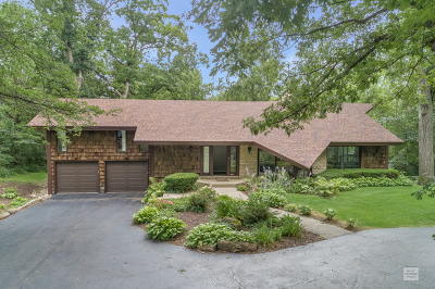 Naperville Single Family Home New: 8s161 Derby Court