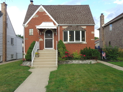Chicago Single Family Home New: 10941 South Central Park Avenue