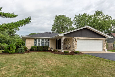 Tinley Park IL Single Family Home New: $280,000
