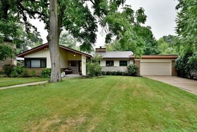 River Forest Single Family Home Price Change: 505 River Oaks Drive