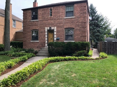 Cook County Single Family Home New: 225 North Western Avenue