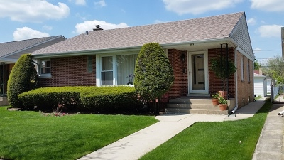 Skokie IL Single Family Home New: $369,900