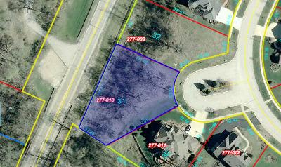 Geneva Residential Lots & Land New: 770 Fox Run Drive