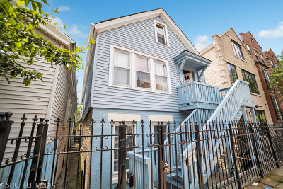 Multi Family Home For Sale: 1631 West Beach Avenue