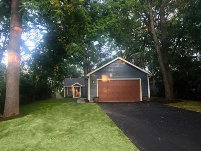 Single Family Home New: 948 Woodland Avenue