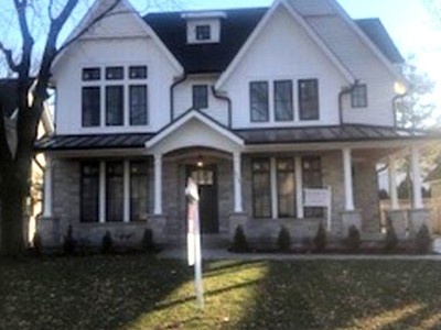 Hinsdale Single Family Home New: 314 The Lane