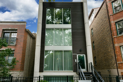 Condo/Townhouse New: 2224 North Seeley Avenue #3