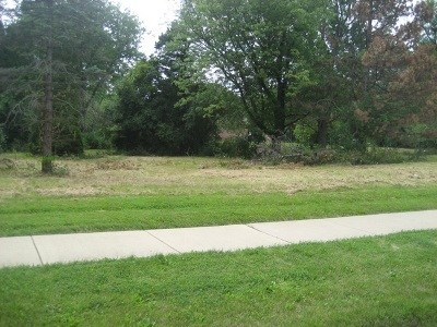 Bartlett Residential Lots & Land New: 512 Sayer Road