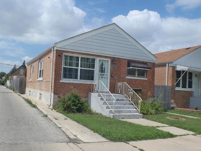 Chicago Single Family Home New: 6642 South Kildare Avenue
