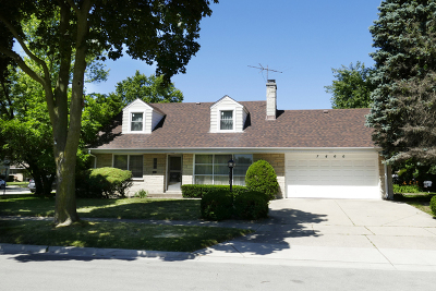 Skokie IL Single Family Home New: $395,000