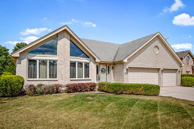 Frankfort Single Family Home New: 11560 Tea Tree Lane