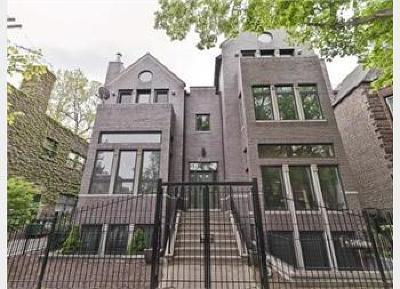 Condo/Townhouse For Sale: 2614 North Wilton Avenue #3